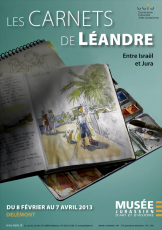 Léandre's notebooks